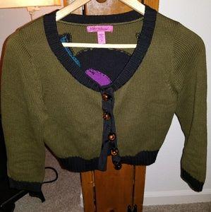 Rare Vintage Betsy Johnson sweater
